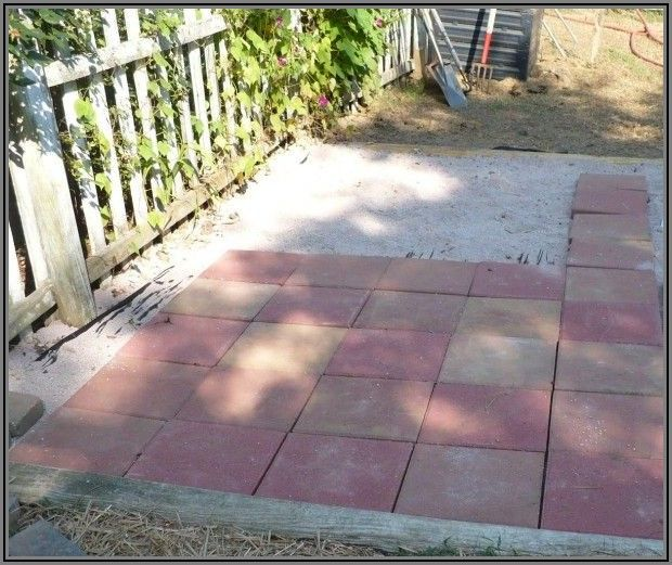 Easy To Install Patio Pavers