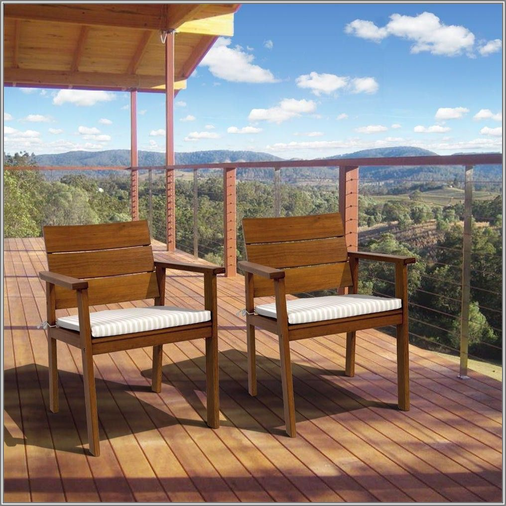 Eucalyptus Chair Patio Furniture