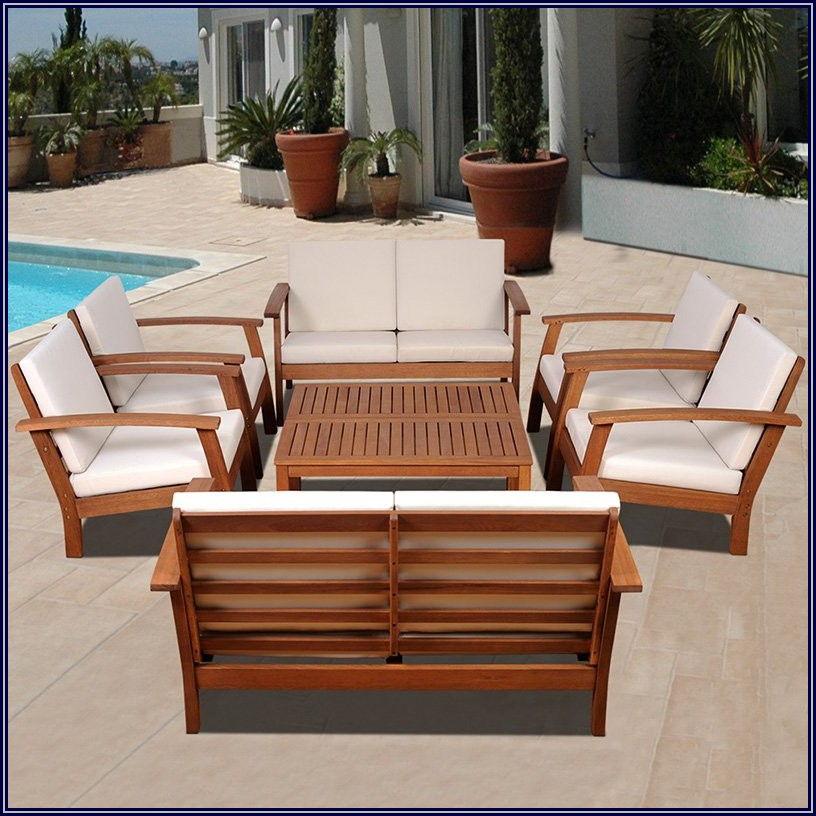 Eucalyptus Patio Furniture Durability