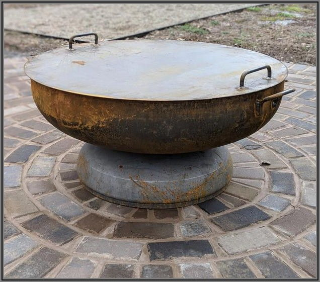Evergreen Patio Fire Pit