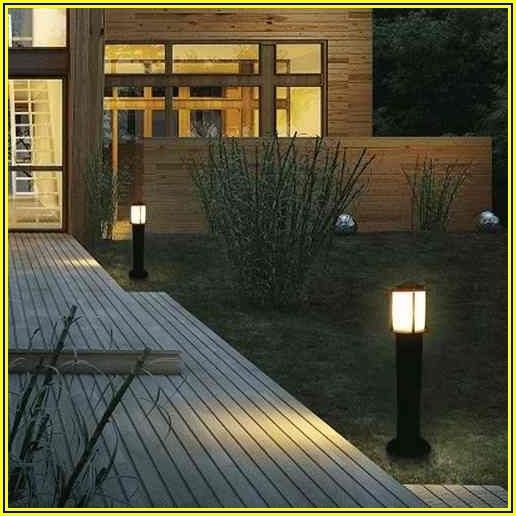 Exteriores Luces Led Para Patios