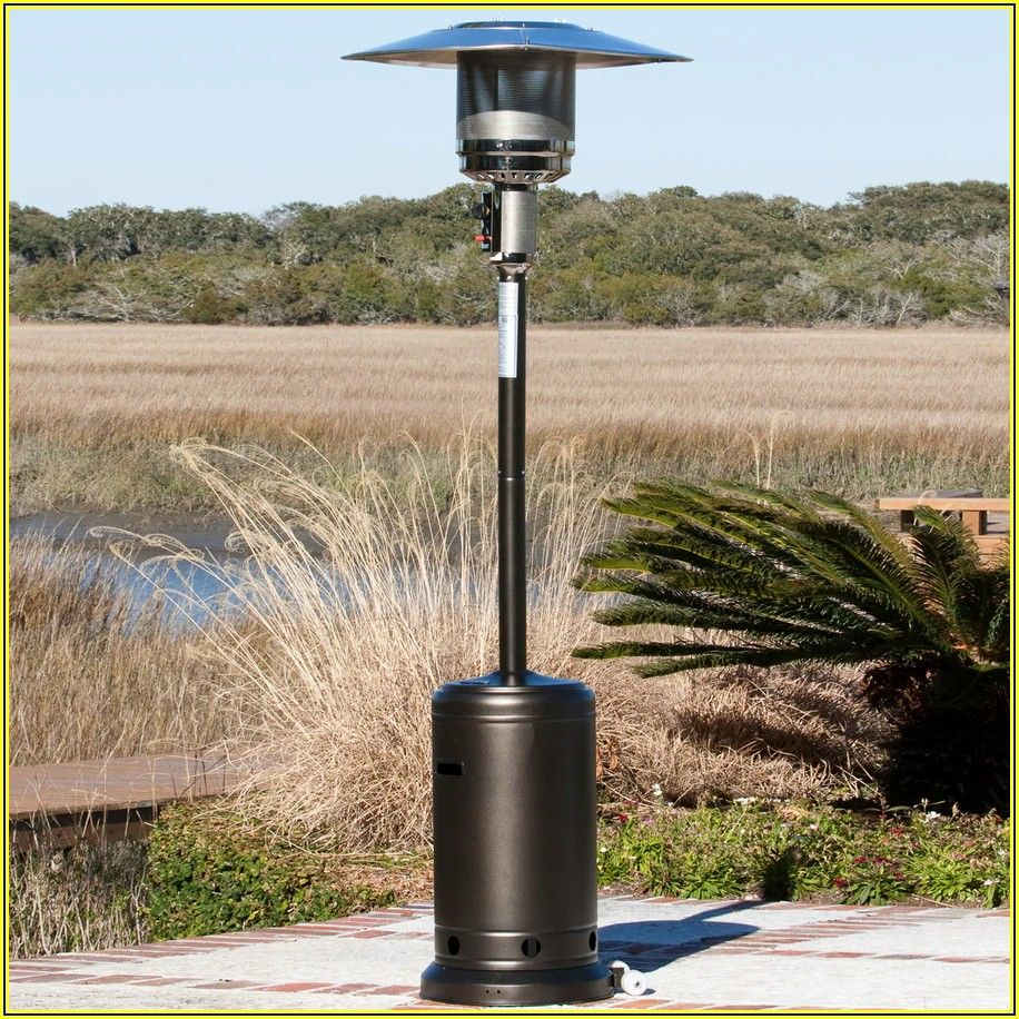 Fire Sense 46000 Btu Patio Heater