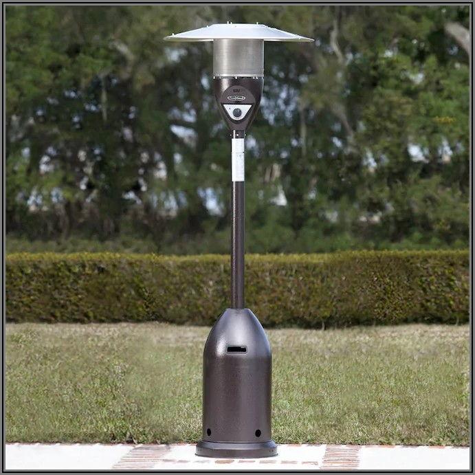 Fire Sense Hammered Bronze Patio Heater