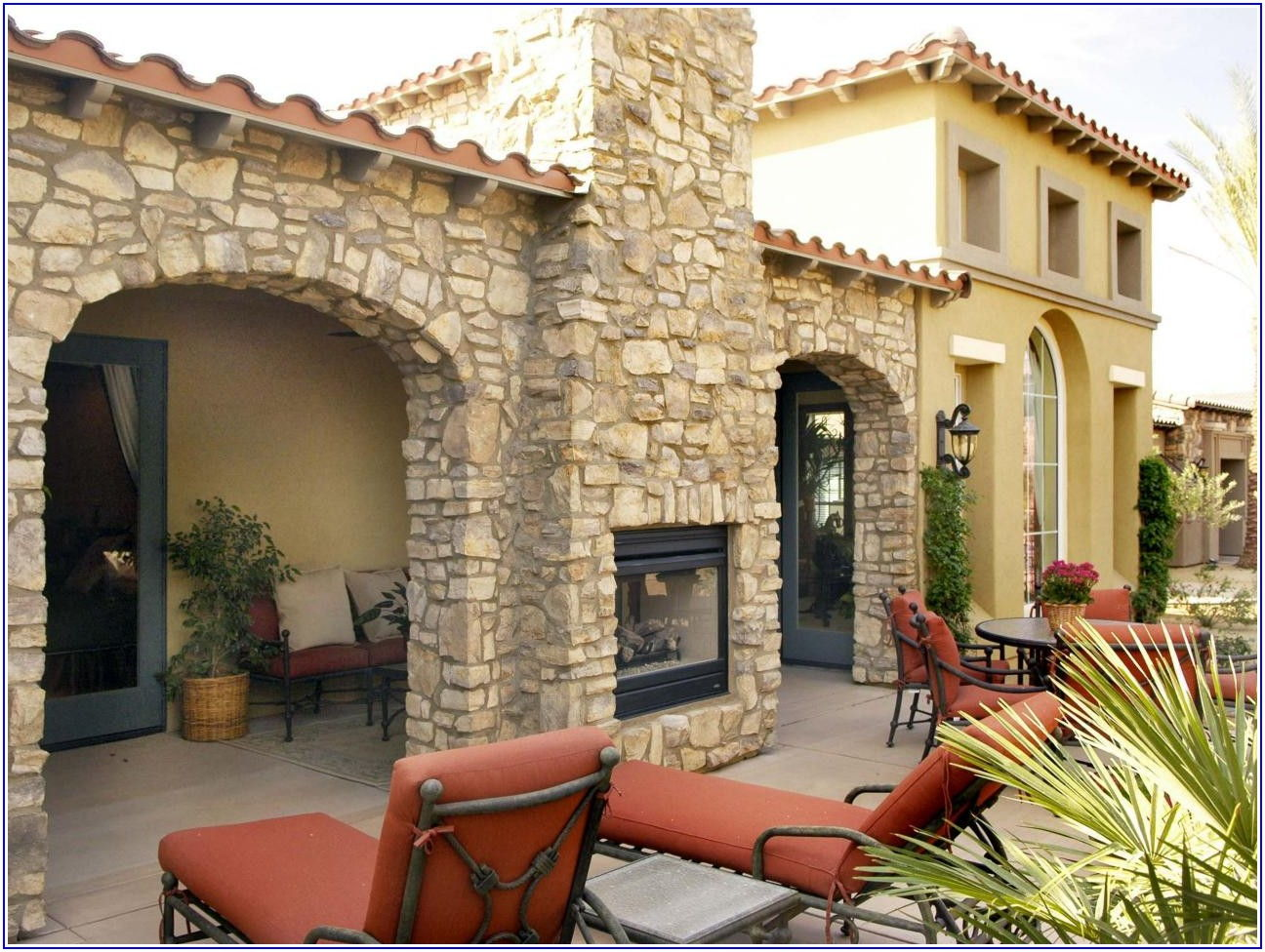 Fireplace And Patio Mt Lebanon