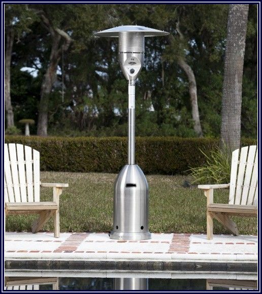 Firesense Deluxe Patio Heater