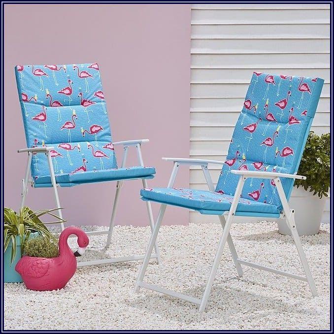 Flamingo Patio Chair Cushions