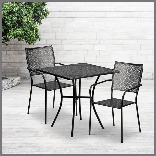 Flash Furniture Patio Table