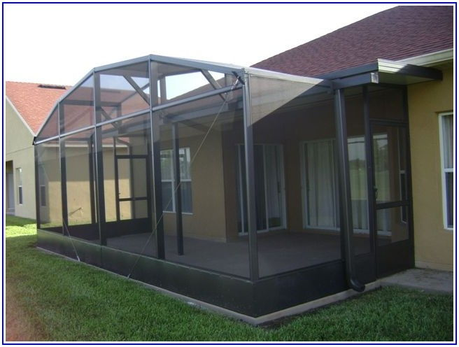 Florida Patio Screen Enclosures