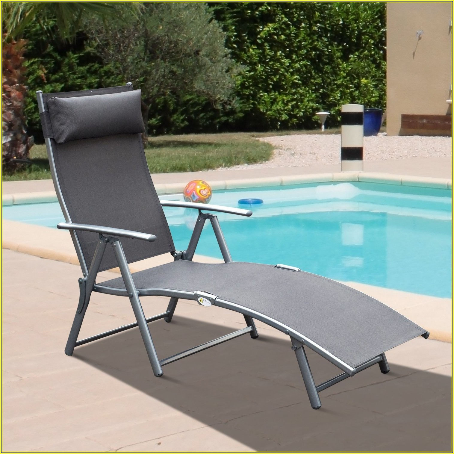 Foldable Patio Lounge Chairs