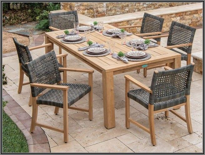 Fortunoff Teak Patio Furniture