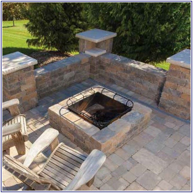 Four Cobble Allegheny Concrete Patio Stone