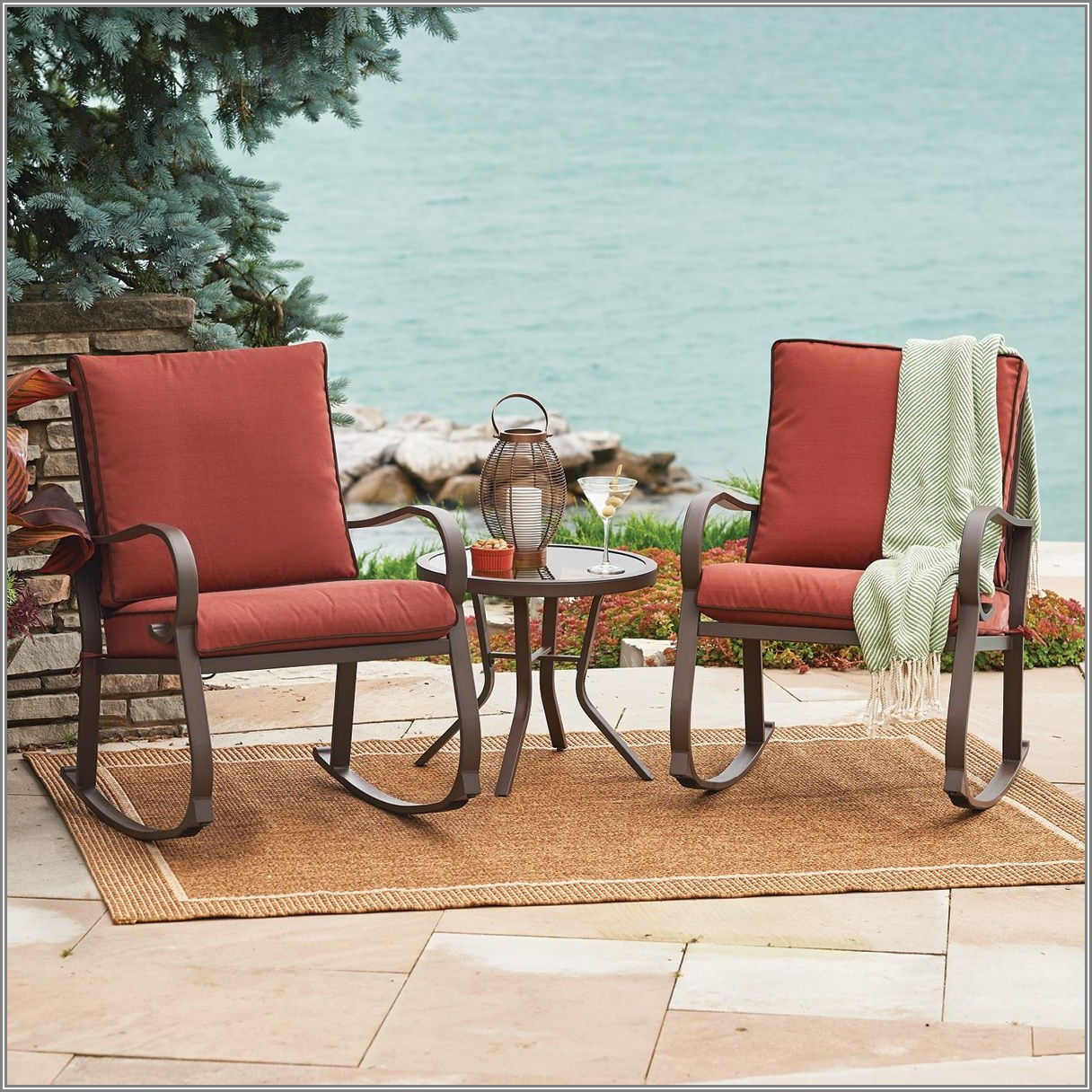 Four Seasons Courtyard Patio Set
