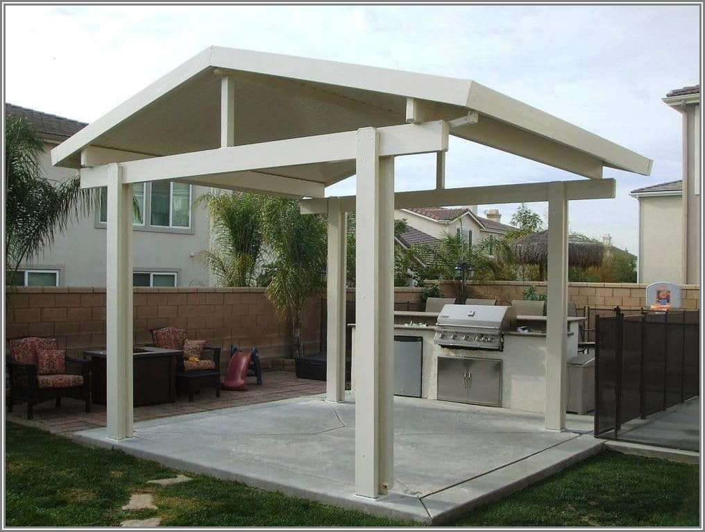 Free Standing Patio Covers Home Depot