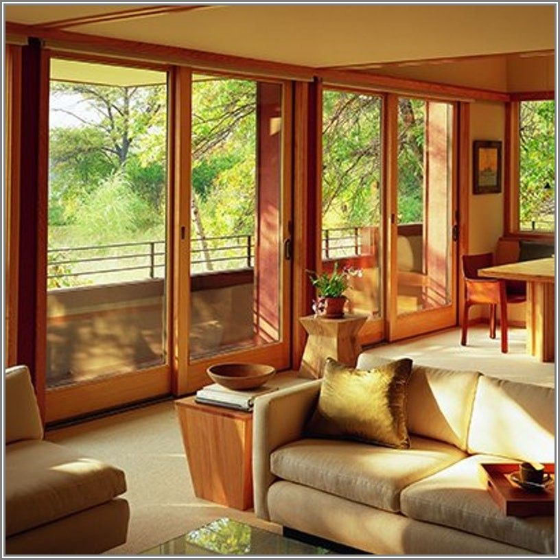 Frenchwood Gliding Patio Door