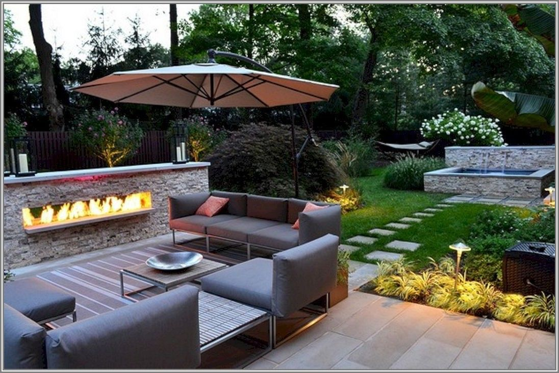 Front Yard Patio Ideas On A Budget