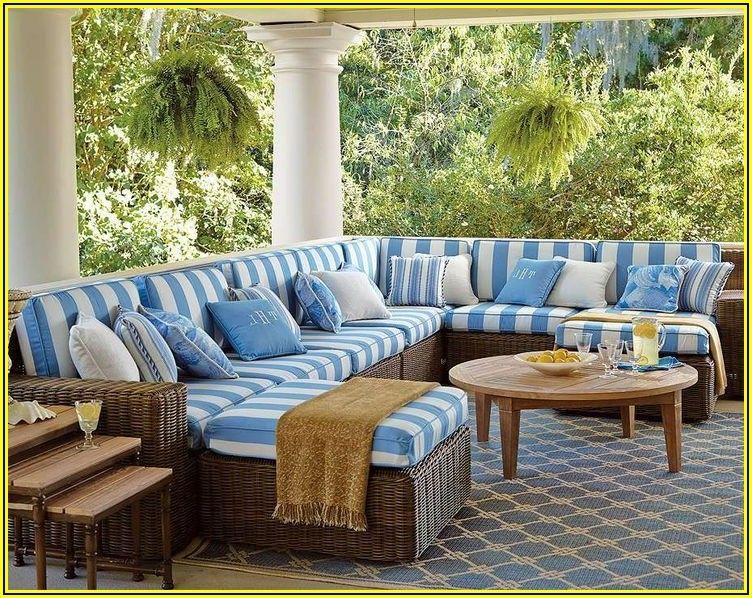Frontgate Wicker Patio Furniture