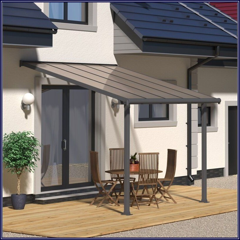 Gala Bronze Patio Cover Awning