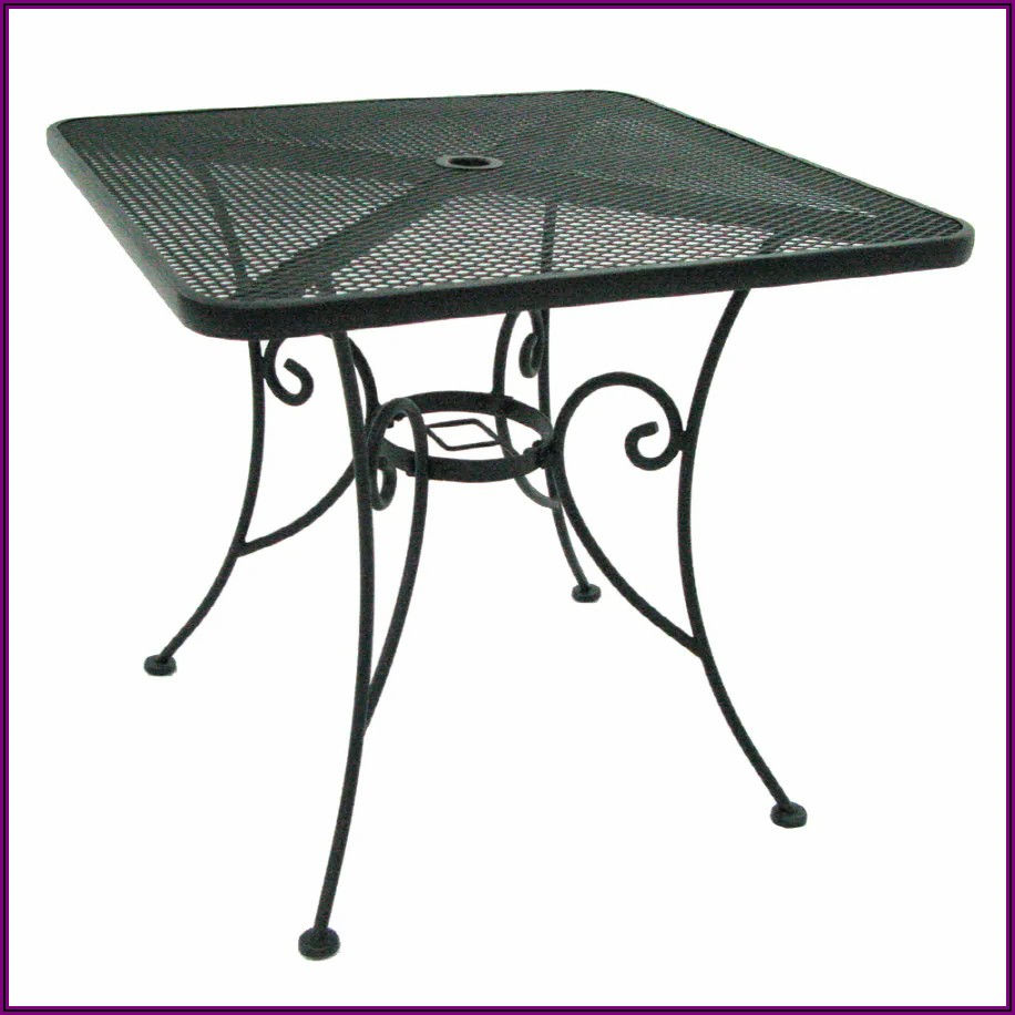 Garden Treasures Patio Dining Table