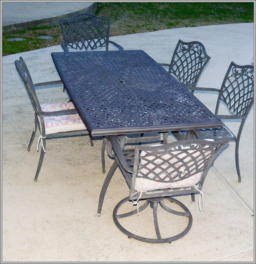 Garden Treasures Patio Table And Chairs