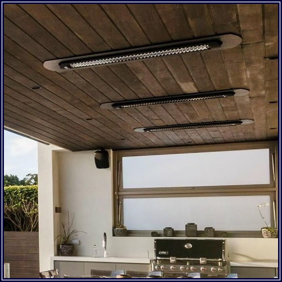 Gas Patio Heater Ceiling Mount