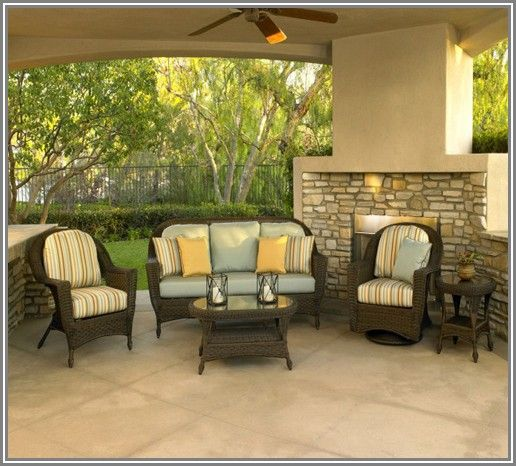 Georgetown Wicker Patio Furniture