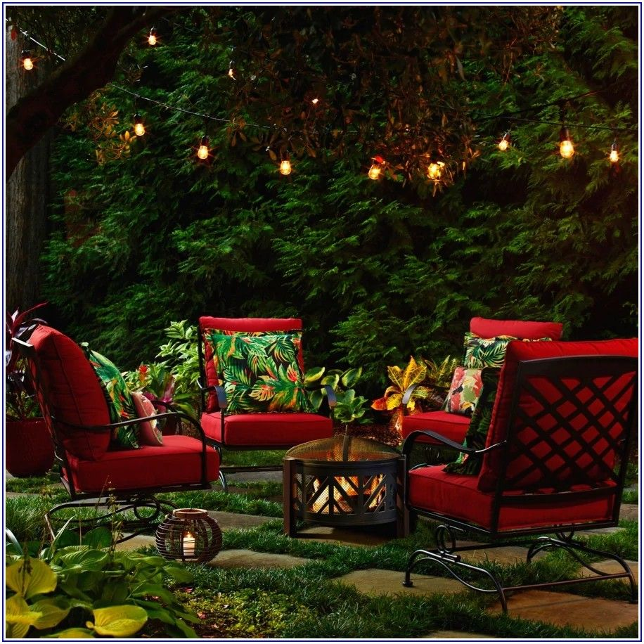 Golden Treasures Patio Furniture