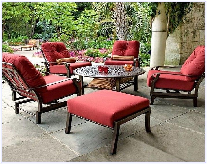 Good Housekeeping Patio Furniture Replacement Cushions