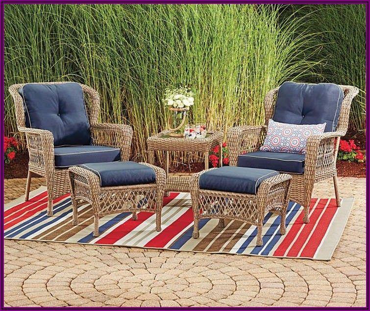 Grand Isle Wicker Patio Furniture