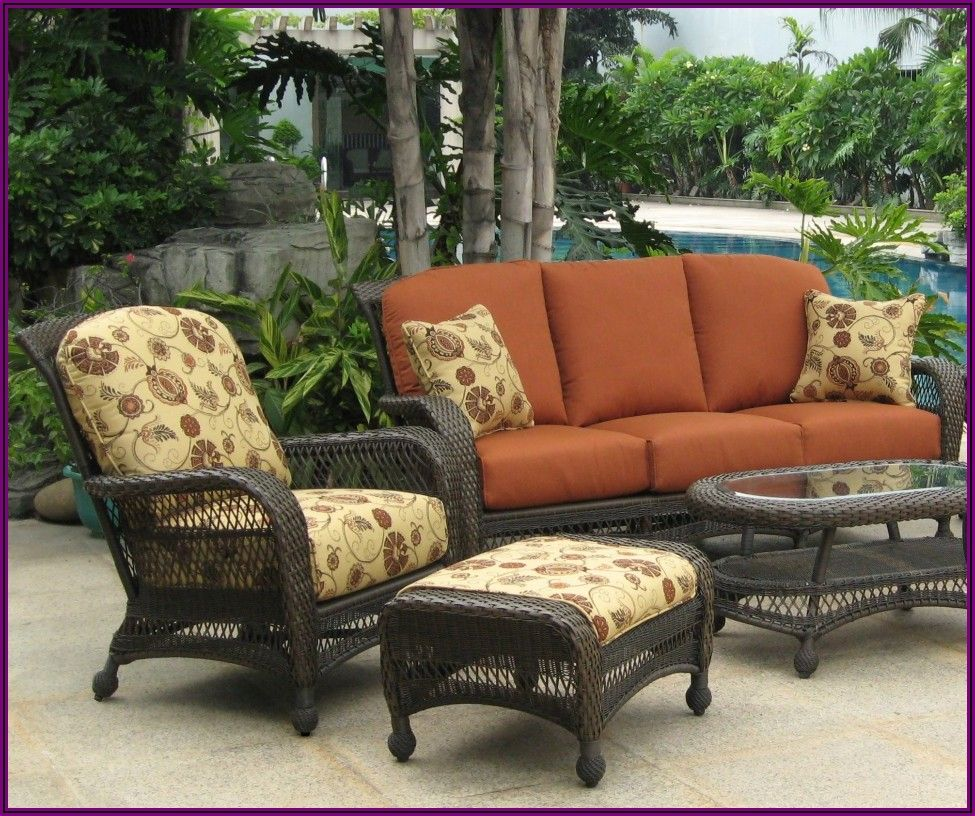 Grand Palm Patio Collection