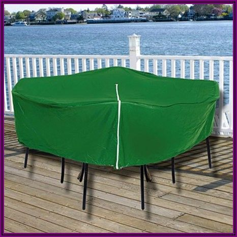 Green Outdoor Patio Furniture Covers