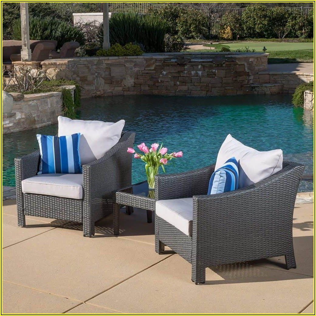 Grey Outdoor Patio Furniture