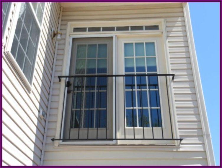 Guard Rail For Second Floor Patio Door