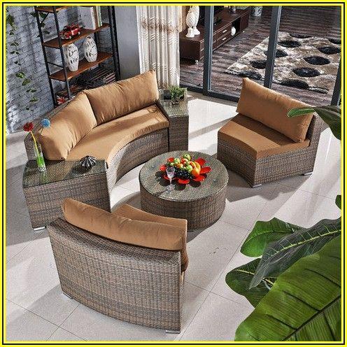 Half Circle Patio Furniture Cover
