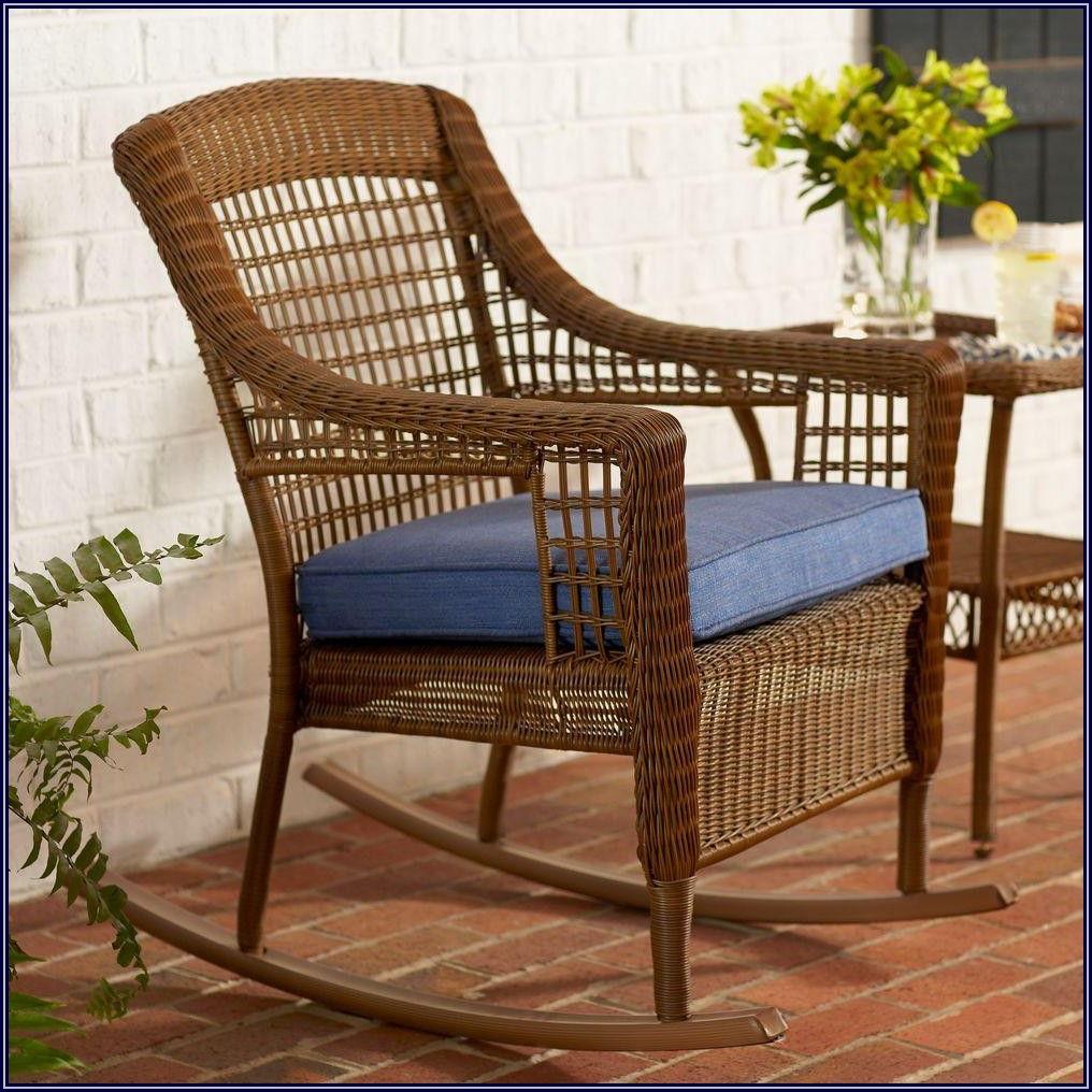 Hampton Bay Brown Wicker Patio Furniture