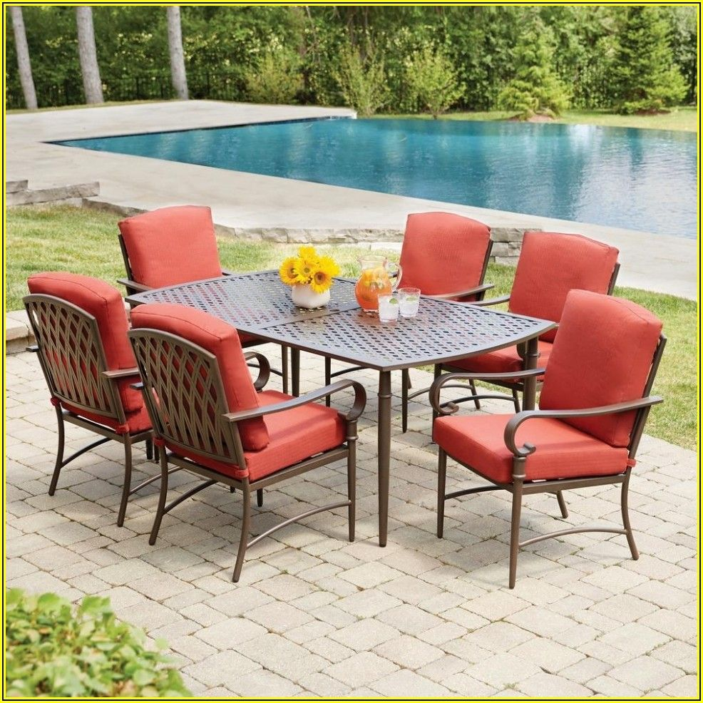 Hampton Bay Oak Cliff Patio Furniture