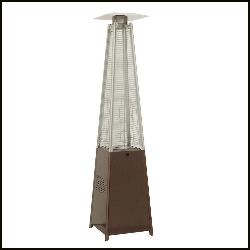 Hampton Bay Outdoor Gas Patio Heater