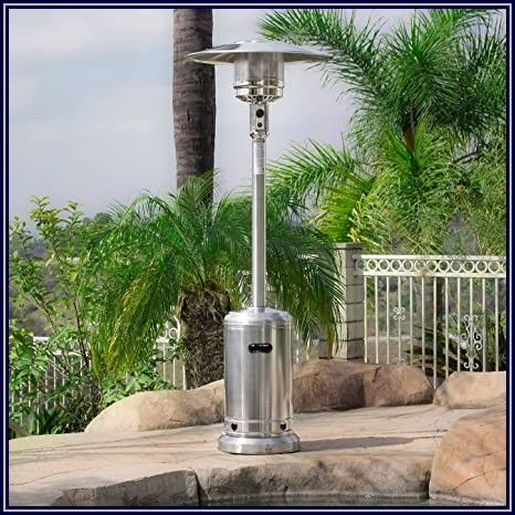 Hampton Bay Outdoor Patio Heater 48000 Btu
