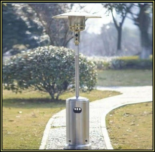 Hampton Bay Outdoor Patio Heater Manual