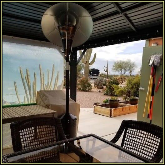 Hampton Bay Outdoor Patio Heater Parts