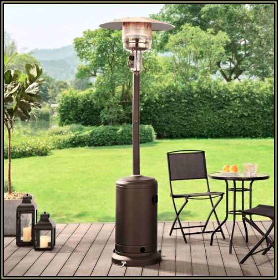 Hampton Bay Outdoor Patio Heater Wheels