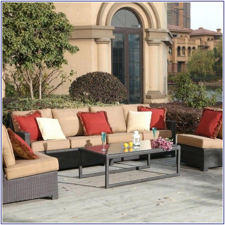 Hampton Bay Patio Cushion Covers