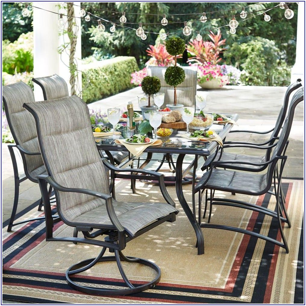 Hampton Bay Patio Furniture Aluminum