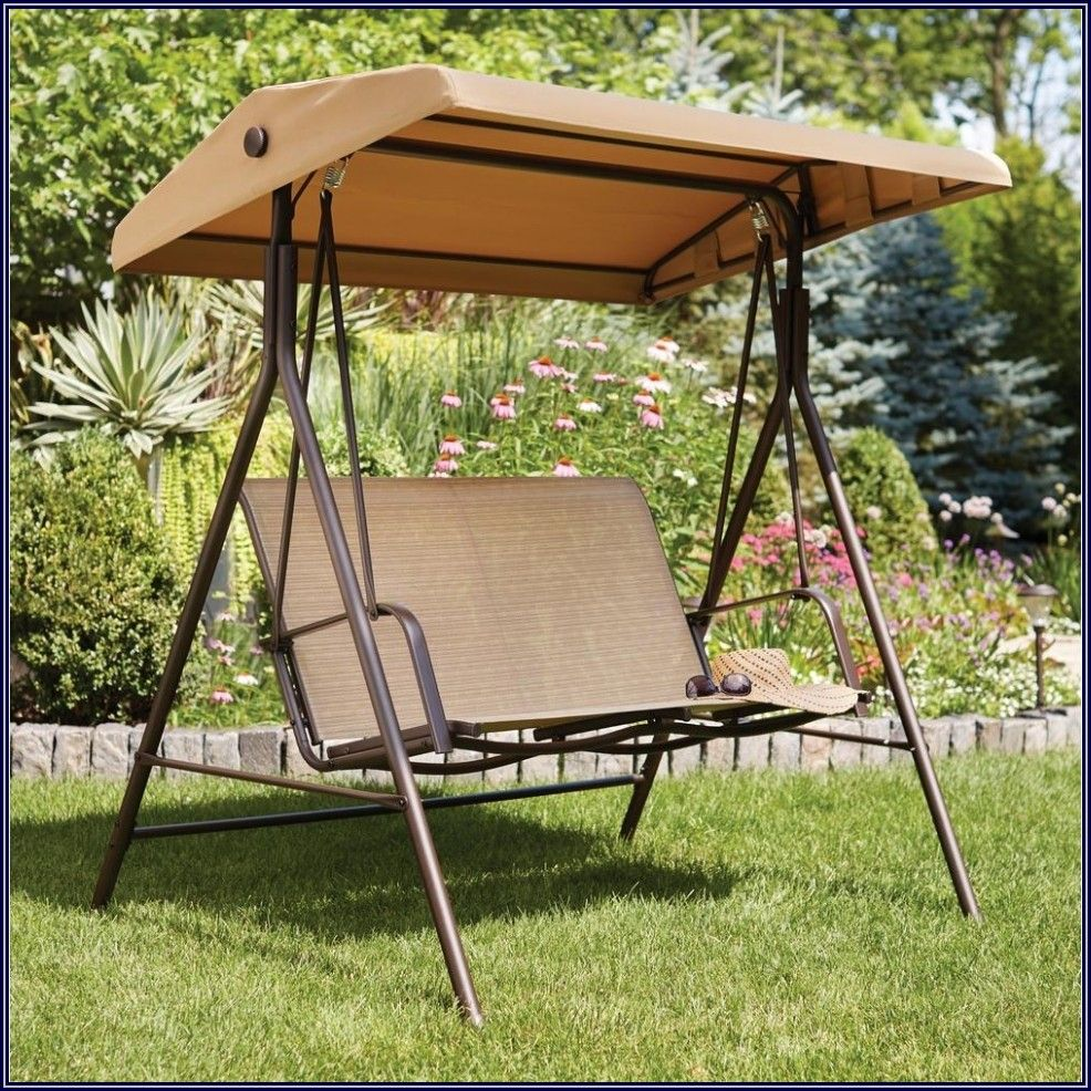 Hampton Bay Patio Swing Canopy Replacement