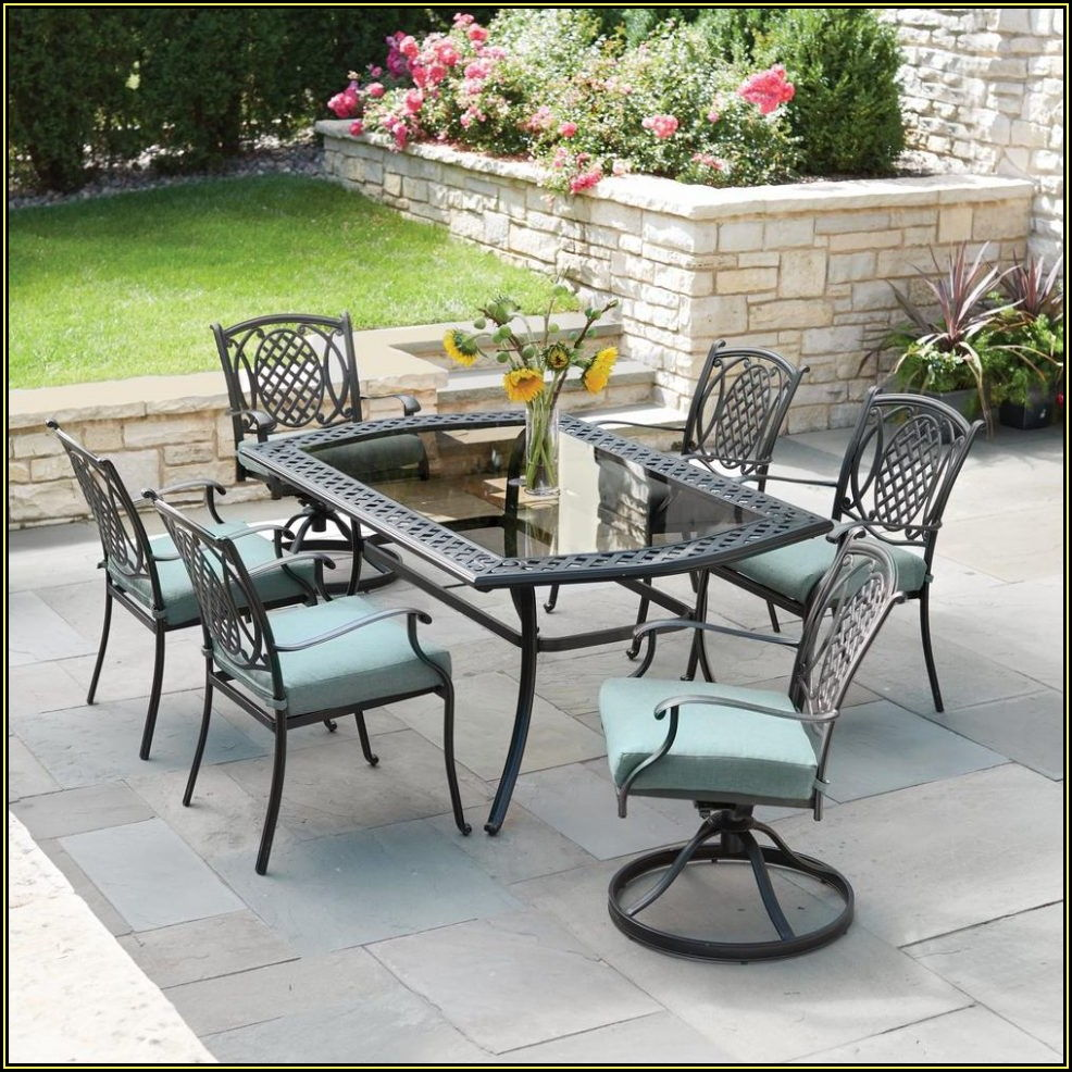 Hampton Bay Patio Table Replacement Glass