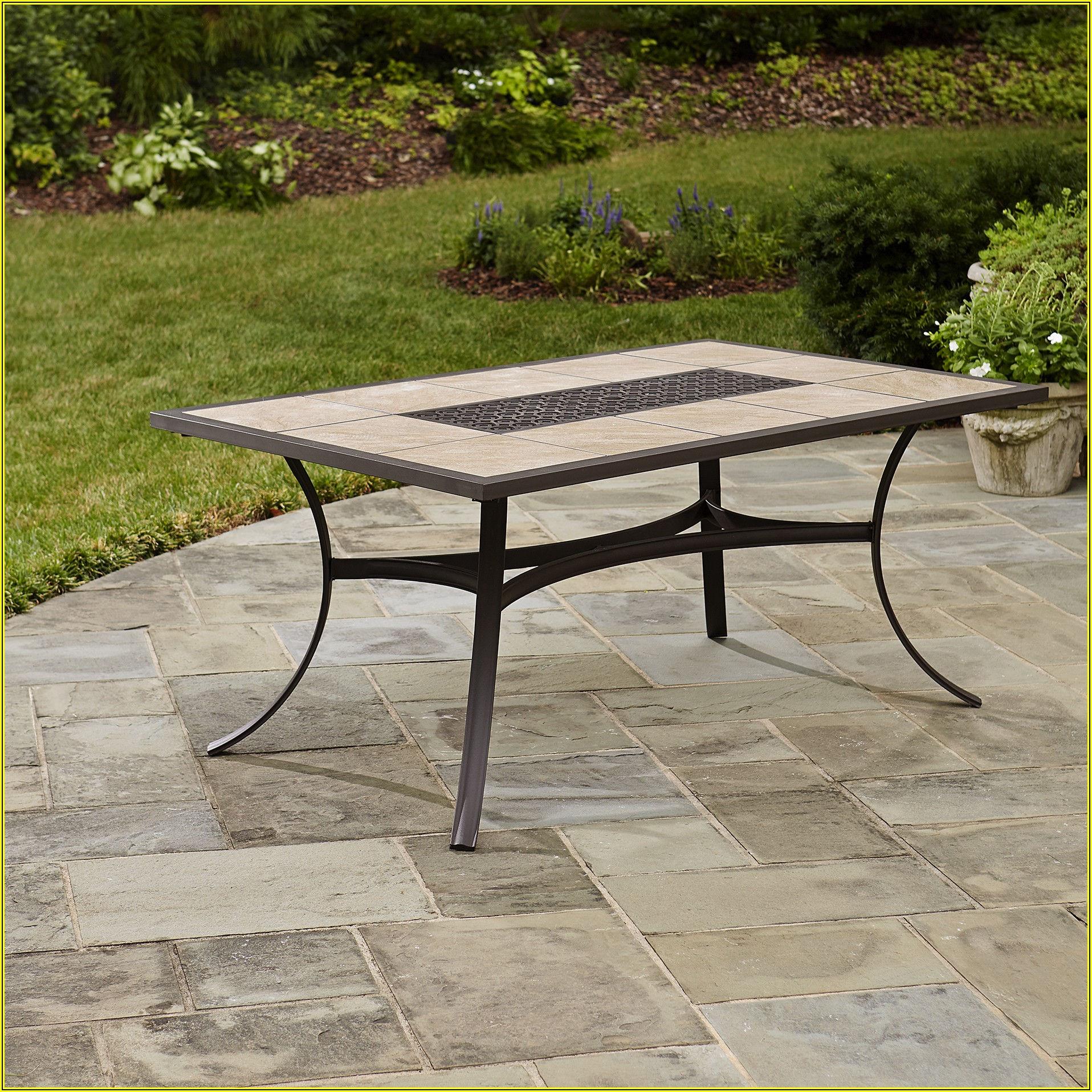 Hampton Bay Patio Table Replacement Tiles