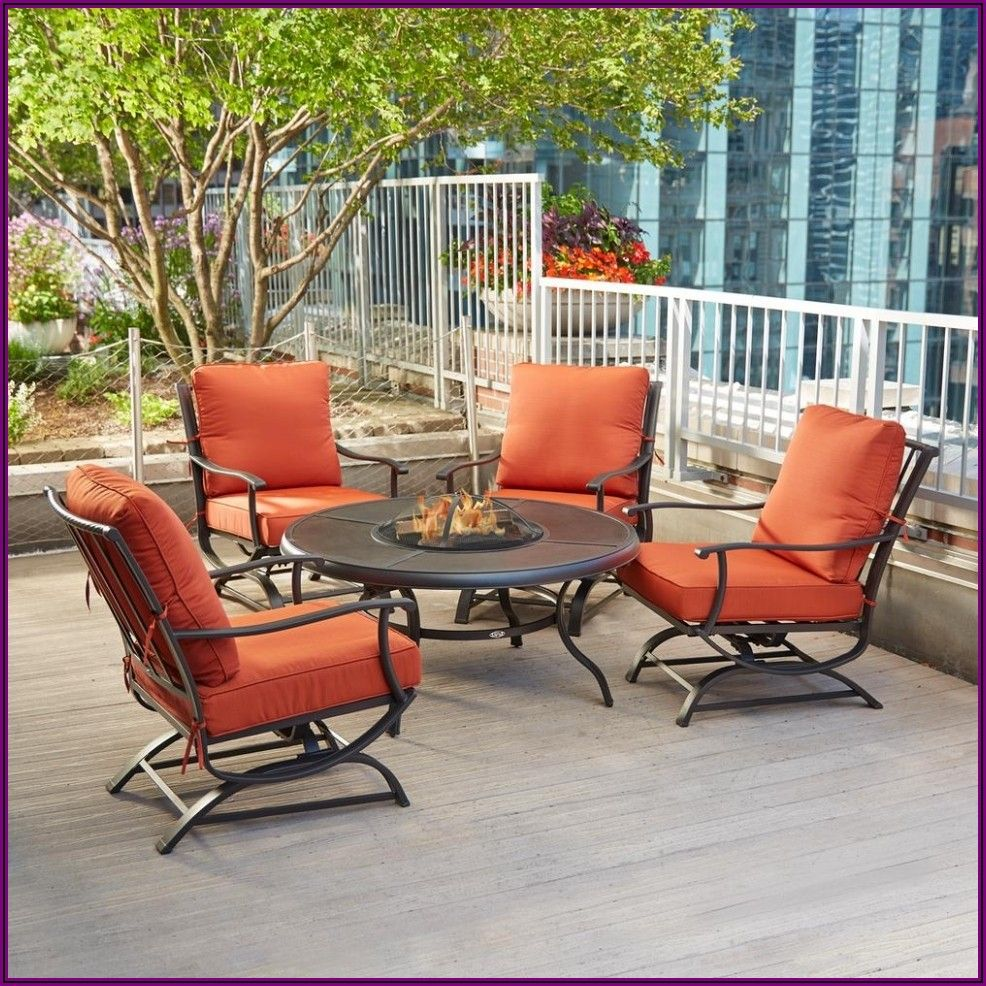 Hampton Bay Redwood Valley Patio Furniture