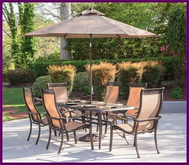 Hanover Manor Patio Furniture