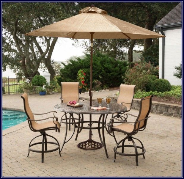 Hanover Manor Patio Set