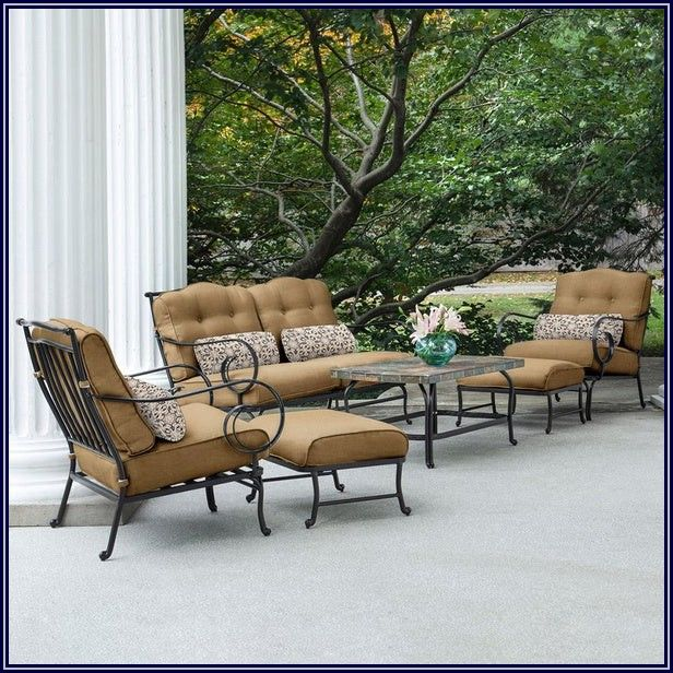 Hanover Oceana Patio Furniture