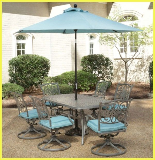 Hanover Patio Dining Set